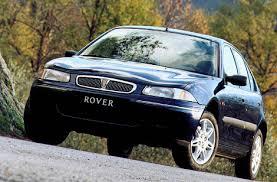 Машина Rover –